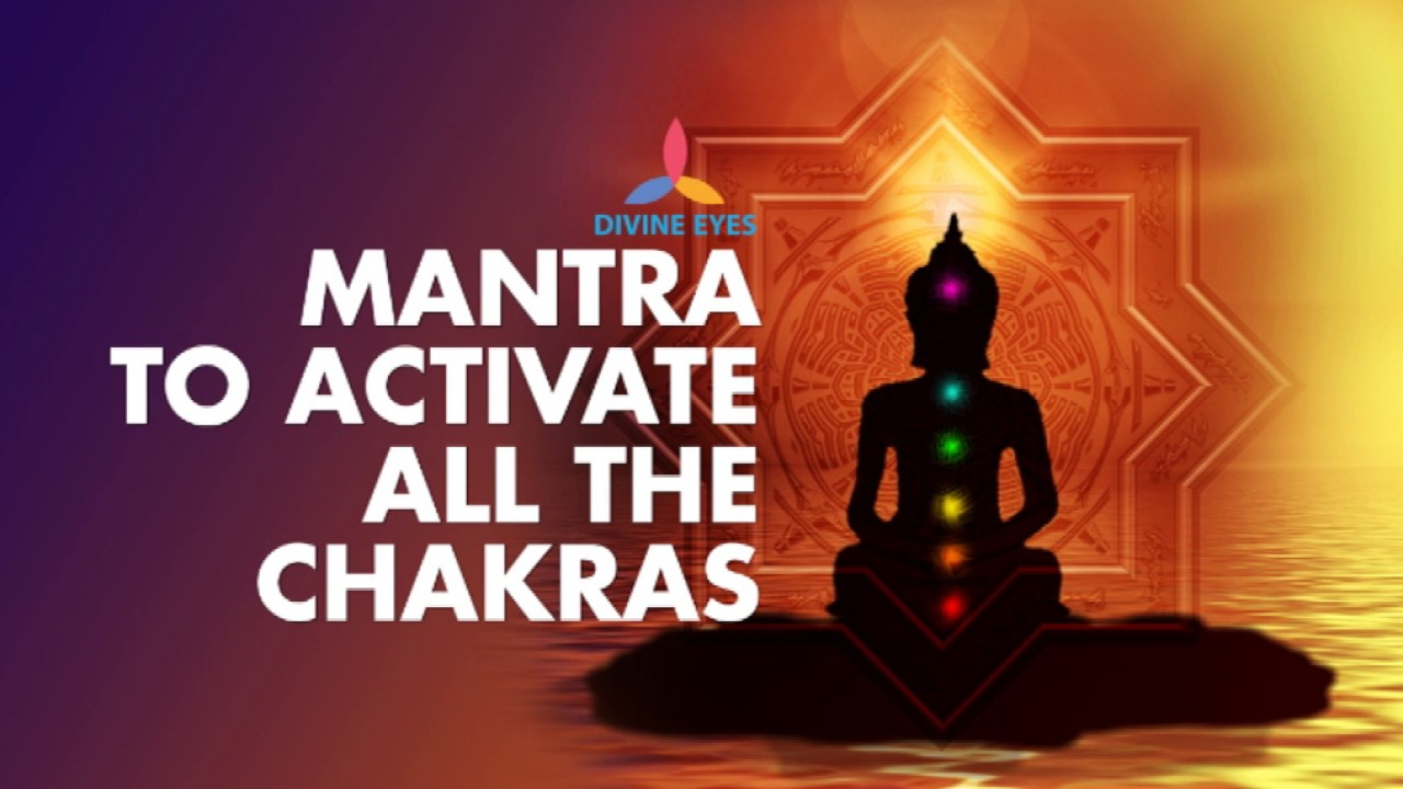 POWERFUL CHAKRA SEED MANTRA MEDITATION★ACTIVATE ALL 7