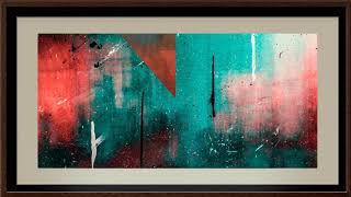 FRAMED ART FOR YOUR TV | FRAMED SCREENSAVER