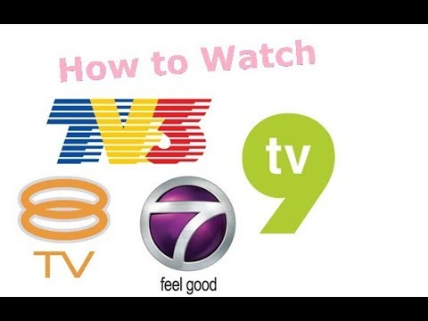 How To Watch TV3, 8TV, NTV7 And TV9 Online With Tonton