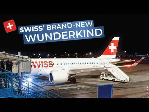 TRIPREPORT | Swiss (ECONOMY) | Bombardier CS-100 | Paris CDG
