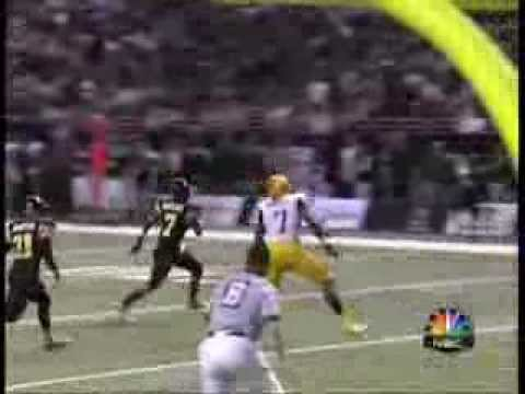 2010 Army Bowl | Ronald Powell TD