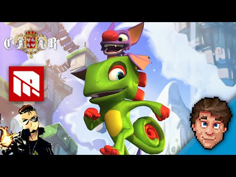 Yooka-Laylee & Hyrule Warriors Discussion - ft. HMK, M. Productions and Commonwealth Realm