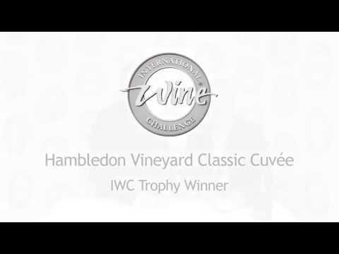 Hambledon Vineyard Classic Cuvée NV - IWC English NV Trophy 2015