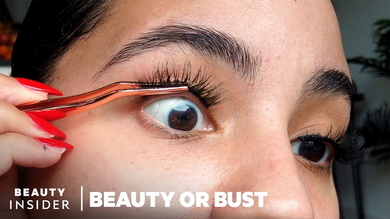 Testing Long-Lasting Waterproof At-Home Lash Extensions | Beauty Or Bust
