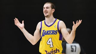The Best Of Alex Caruso In The G League