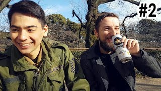 Japończyk mówi po Polsku - Rozmowy przy piwie cz.2