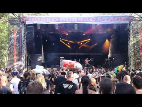 "SPASM -- ""Tranny Pop"" (Live @ Metaldays 2017)"