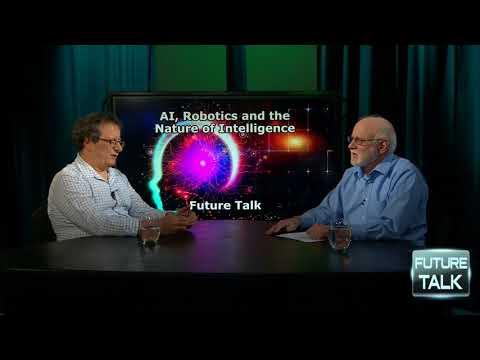 Future Talk #93 - AI, Robotics And The Nature Of Intelligence