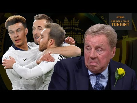 Redknapp: This Spurs squad can win the Premier League
