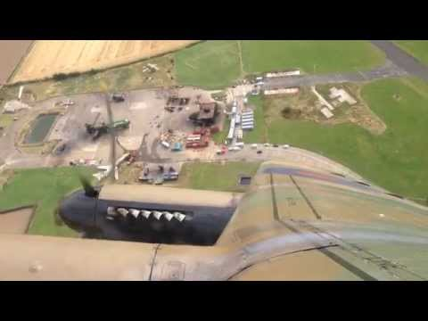 Canadian Warplane Heritage Museum's Avro Lancaster C-GVRA