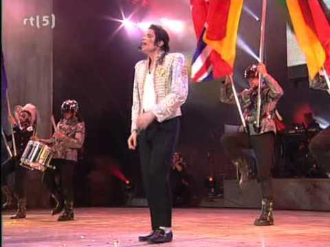 Michael Jackson History Live HD(History tour)