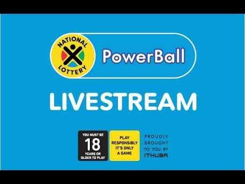 Powerball Live Draw - 12 April 2019