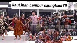 Kaulinan urang Lembur zaman baheula  'Saungkaul79'