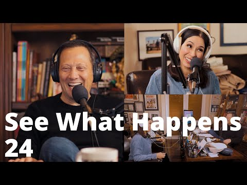 Rob Schneider's See What Happens Podcast 24 Ow-Chi