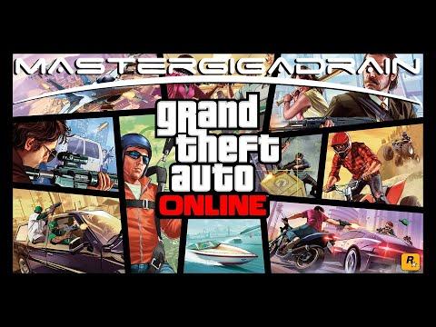 With friends   GTA V   MasterGigadrain