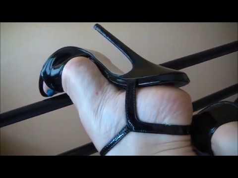 Scarpe col tacco sexy - YouTube