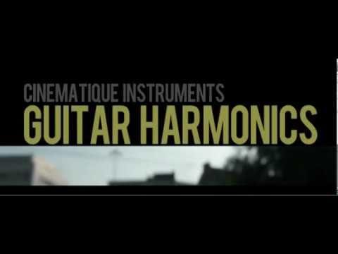 Teaser   Guitar Harmonics