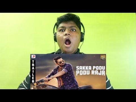 Sakka Podu Podu Raja - Official Tamil...