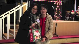 2013-12-15 基順愛的家與基華小學合辦聖誕慶祝會
