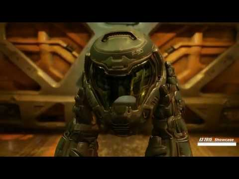 DOOM 2016 4K - RAYTRACING    Photorealistic Graphic Mod - Better than E3  - Ultra Graphic comparison