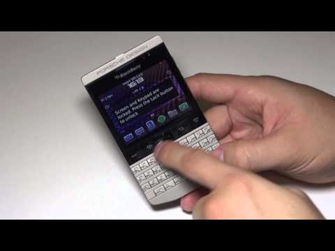 BlackBerry Porsche Design P9981 Video Review by DigitalMag.net