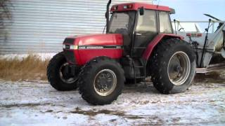 verbeem june 17 2013 forget sk case ih 5240 fwa tractor mack auction co