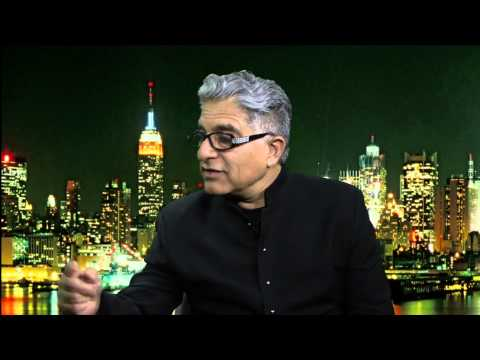 Deepak Chopra on Perception and Consciousness