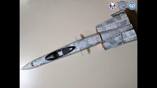 [종이모형] Halinski F/A-18C 'VMFA-…
