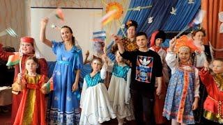 В единстве наша сила, школа №24 г.Макеевка.