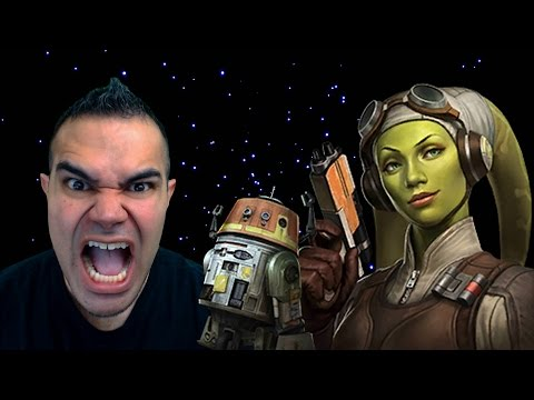 63 Minute SWFA Rant w/ Hera Chopper Kyber Strategy Guide Gameplays