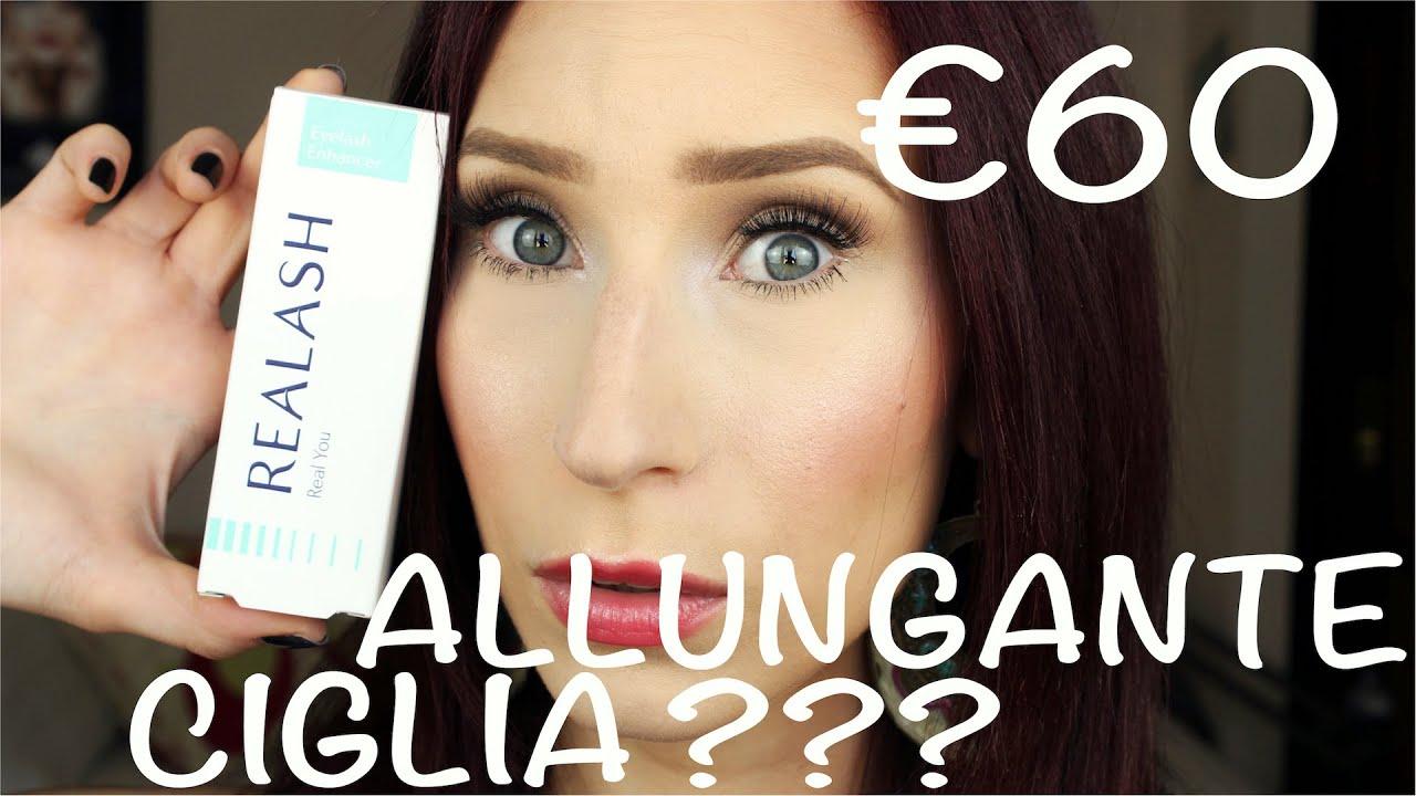 a7562874ecf €60 Allungante Ciglia ?!?!? | Recensione Realash - YouTube