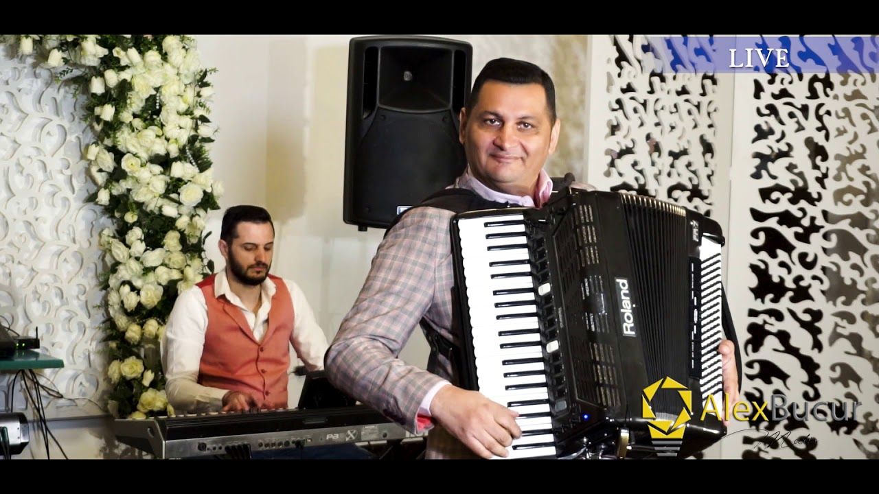 Petrecere La Acordeon 2019 Colaj Muzica Lautareasca Cu Mihai De La