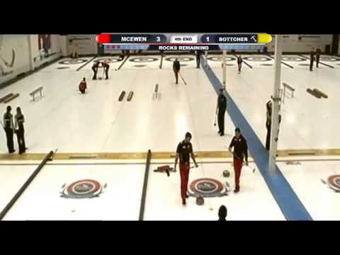 Pomeroy Inn & Suites Prairie Showdown: Semifinals - Mike McEwen vs Brendan Bottcher