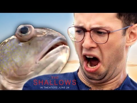 Thumbnail: The Try Guys Ocean Survival Food Taste Test // Sponsored by The Shallows
