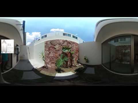 Video 360° Residencial Campobello Campo Mare #69 Casas en Morelia - Casa en Morelia