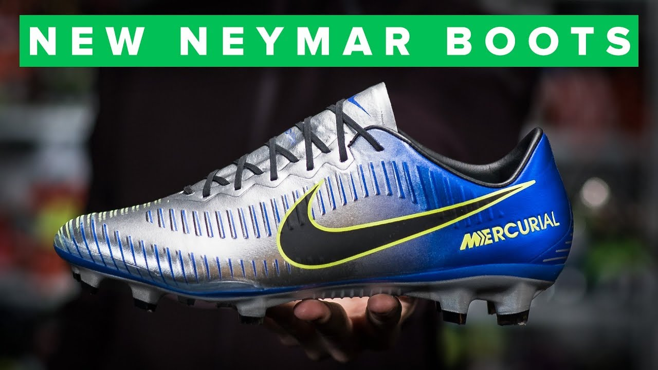 330c0a2235d Coolest Neymar Nike football boots ever  - YouTube