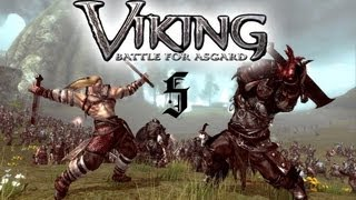 Zagrajmy w Viking Battle for Asgard (Bitwa o Darkwater EPICKOŚĆĆĆĆĆĆĆĆ !!!) part 5