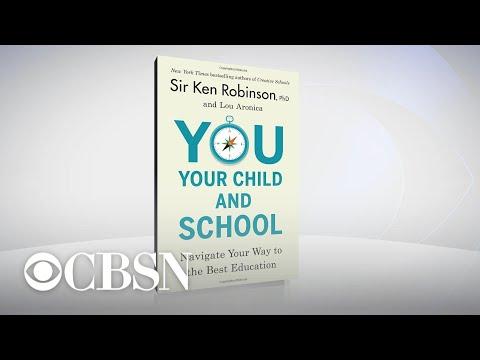 Sir Ken Robinson on creativity in the classroom