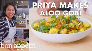 Priya Makes Roasted Aloo Gobi | From the Test Kitchen | Bon Appétit