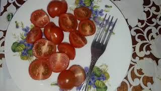 Вкусно и полезно, легкий салат из помидоров с моцареллой || selected spices