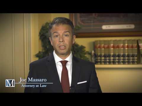 Attorney Joe Massaro of Massaro Law LLC in Greensburg, PA