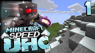 Minecraft Speed UHC Episode 1: Meal Disruption