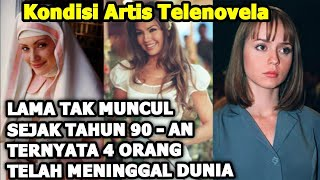 Download KABAR PARA ARTIS TELENOVELA JADUL 90-an !! Kondisi 12 Bintang Telenovela Jadul