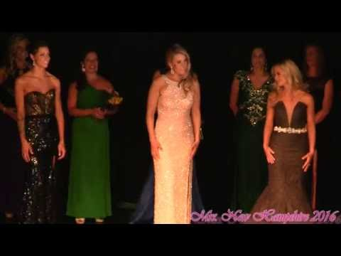 2016 Mrs. New Hampshire America Pageant