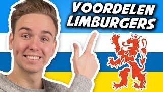 10 VOORDELEN VAN LIMBURG!