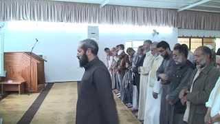 صلاة الغائب على شهداء معركة القبة ( أبو غفير ورفاقه ) - ميدان الشهداء بالزاوية