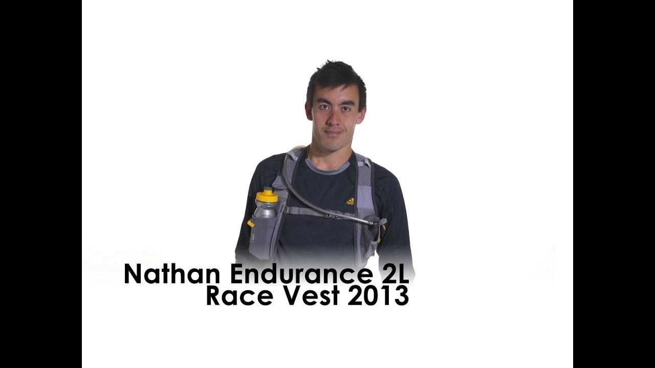 4954a4451f Nathan Endurance 2L Race Vest 2013 - YouTube
