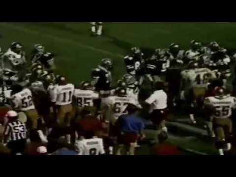1984 Western Conference Championship: Los Angeles Express vs Arizona Wranglers