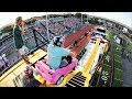 TOY CAR vs MEGA RAMP!