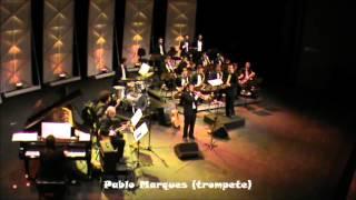 Moten Swing, Big Band Jovem do Conservatório de Tatuí 10/10/2015
